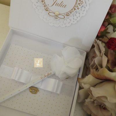 caixa dama julia