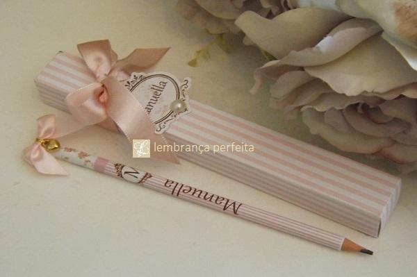 caixa lápis menina